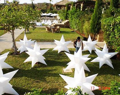 Custom Inflatable Decoration Star-4