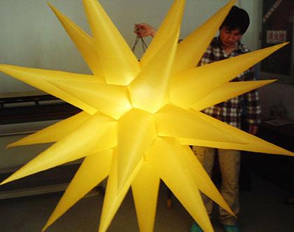 Custom Inflatable Decoration Star-3