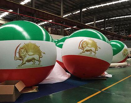 Inflatable Helium balloon-1