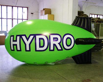Inflatable Helium balloon-4