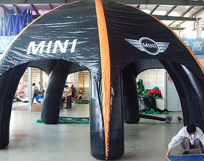 Custom Inflatable Tent-4