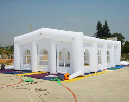 Custom Inflatable Tent-1