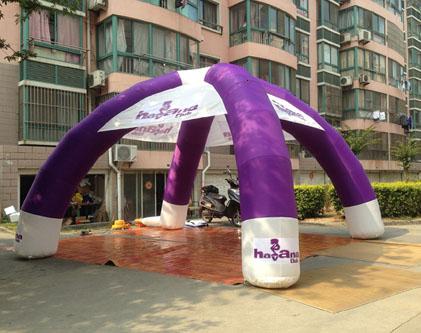 Custom Inflatable Tent-2